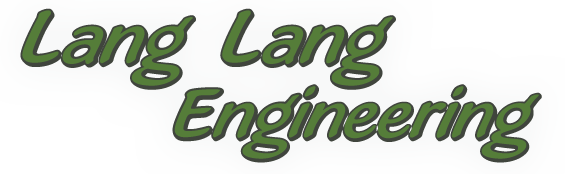 Lang Lang Engineering homepage